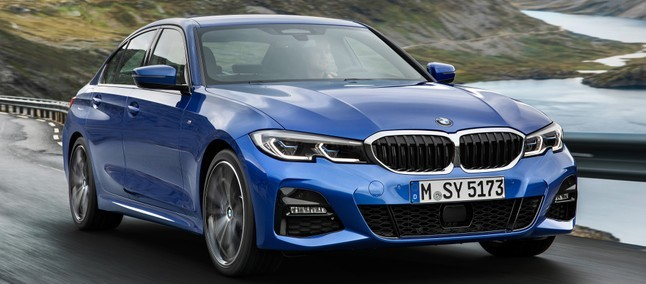 BMW serie 3:  Thinks Different